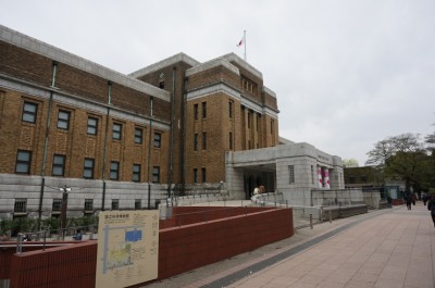 일본 국립과학박물관은 우에노역에서 걸어서 10분 거리에 있다. 가는 길에 통과하는 우에노 공원도 볼 거리가 많다. - 도쿄=이우상 기자 idol@donga.com 제공